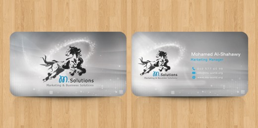 M.Solutions Card 2
