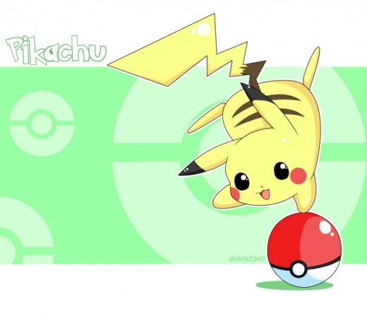 Pokemon - Pikachu's Pokeball