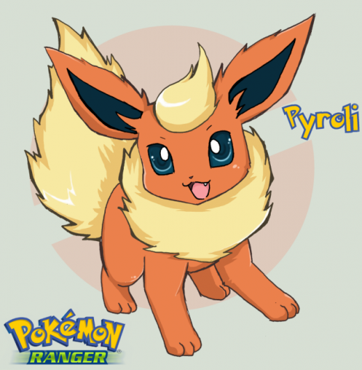 Pokemon - Pyroli