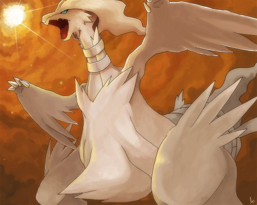 Pokemon Reshiram