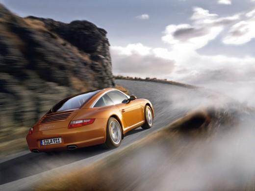 Porsche 911 Targa 4 version5