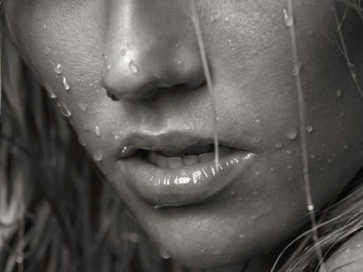Rain face