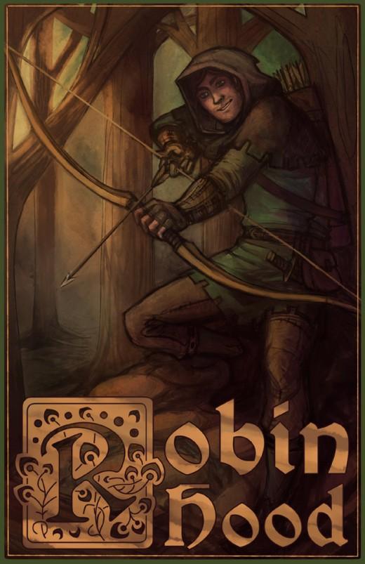 Robin Hood by Rienfleche