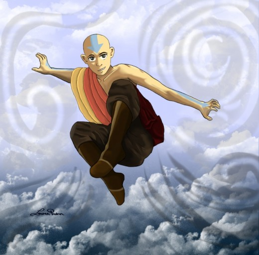 Teenage Aang