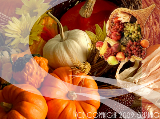 Thanksgiving Wallpaper by Areanko