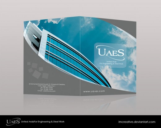 UAES Brochure Cover
