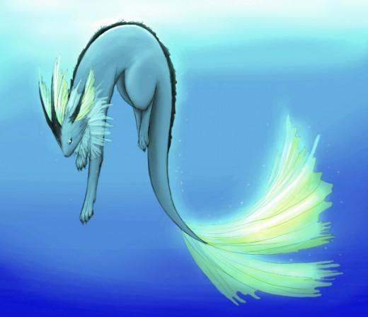pokemon - Vaporeon