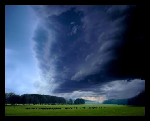 raise storm