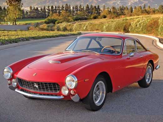 1962 Ferrari 250 GT Lusso Berlinetta by Pininfarina