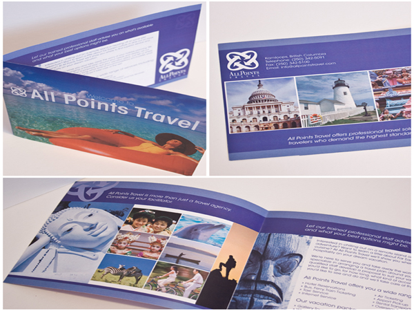 All Points Travel Brochure