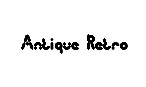 Antique Retro