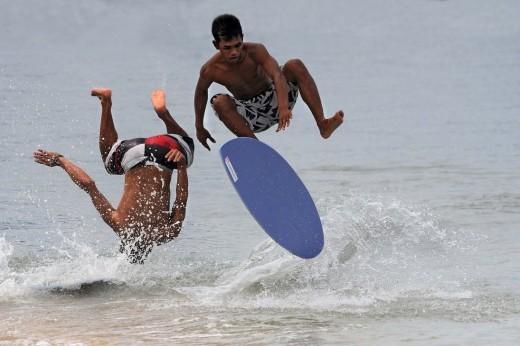 Beach Surfing - 8