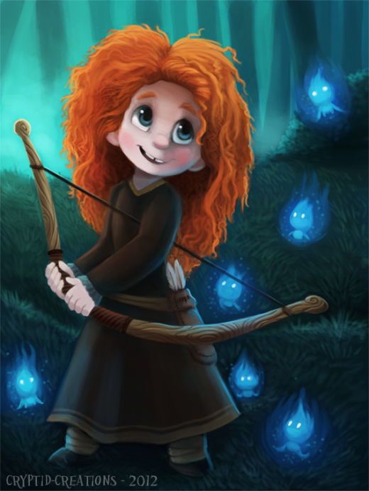 Brave by Cryptid Creations
