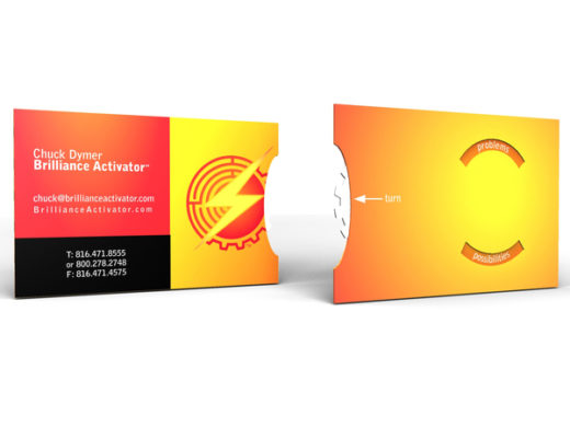 Brilliance Activator Identity