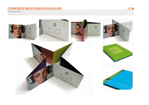 Brochures Annual Report 05
