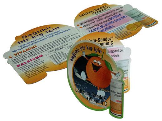 Calcium Sandoz Brochure