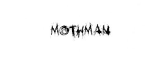 DK Mothman Font