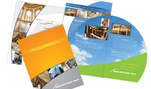 Demilec Brochure Design