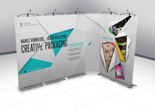 Exhibition Stand Design Materials : Outstanding examples of cool brochures designs cssdive