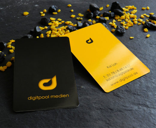 Digitpool Business Card