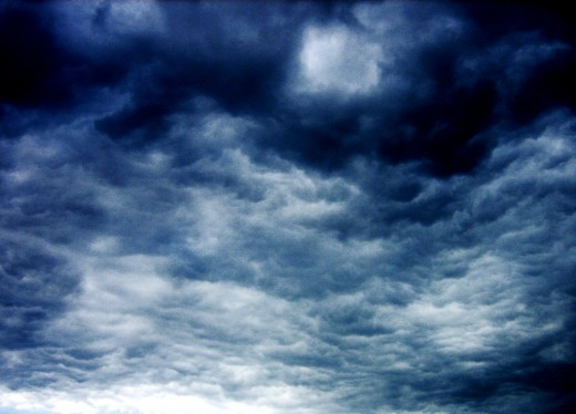 Dramatic Sky - I