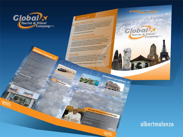 GlobalTravels Brochure