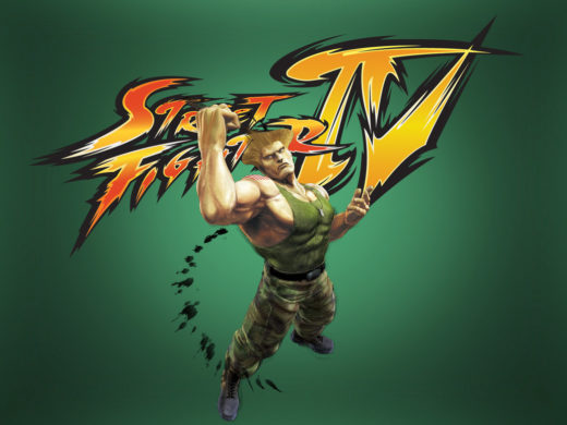 Guile - SF IV