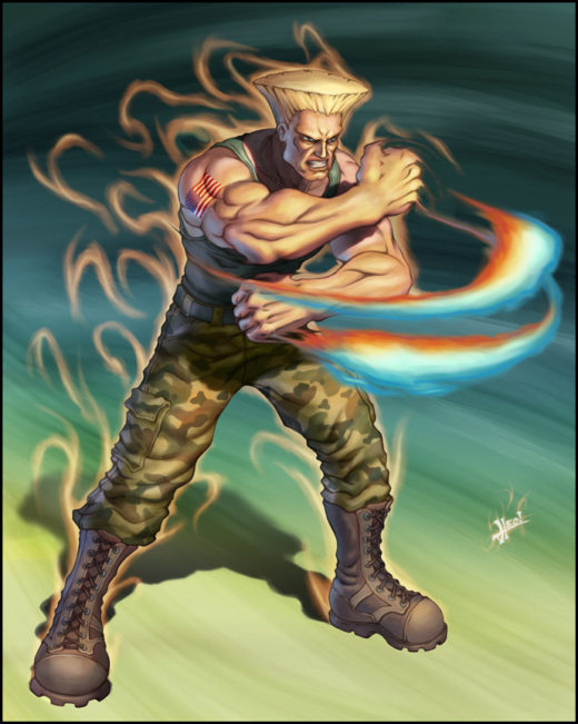 Guile-Solo Version