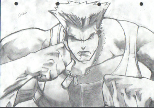 Guile by 19AngeluS84