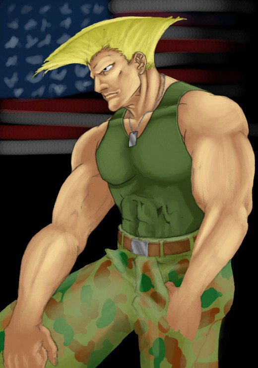 Guile by Mechex9