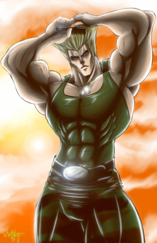 Guile by SirWolfgang