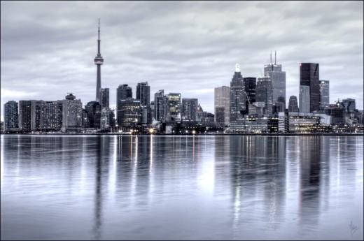 HDR Toronto
