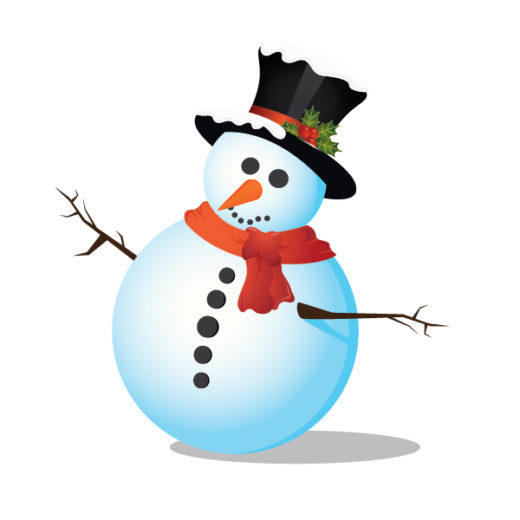 How to Create a Snowman in Adobe Illustrator