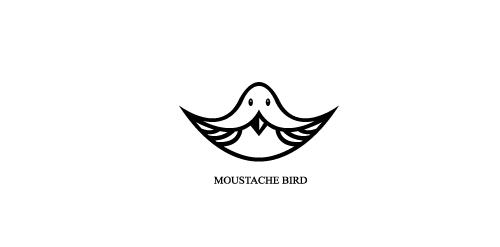 MOUSTACHE BIRD