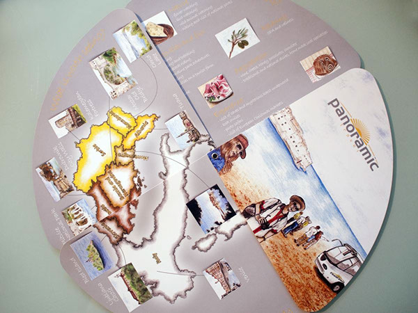 Panoramic Travel brochure