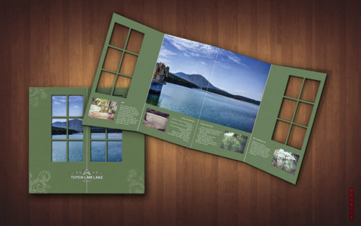 creative brochure designs - 20 creative die cut brochure designs cssdive