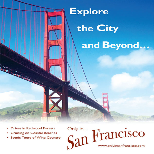 San Francisco travel collateral