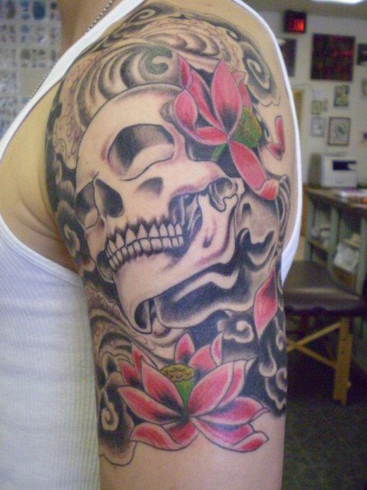 Skull Lotus
