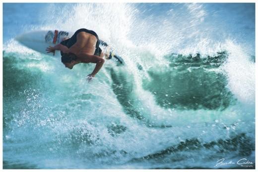 Surfing Turn