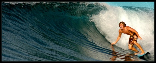 Surfing by Noobai