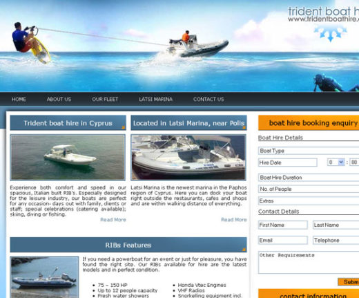 Trident Boat Hire