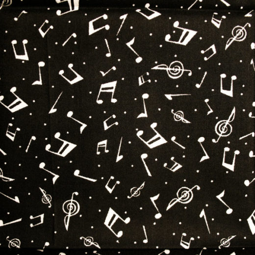music note texture
