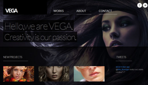 VEGA - WordPress Responsive Theme