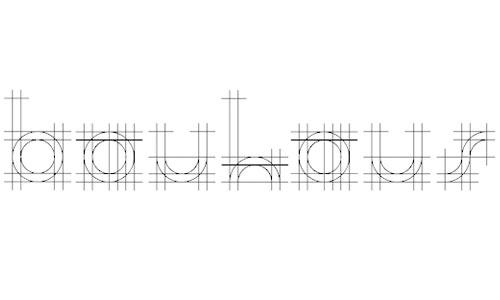 Bauhaus Sketch