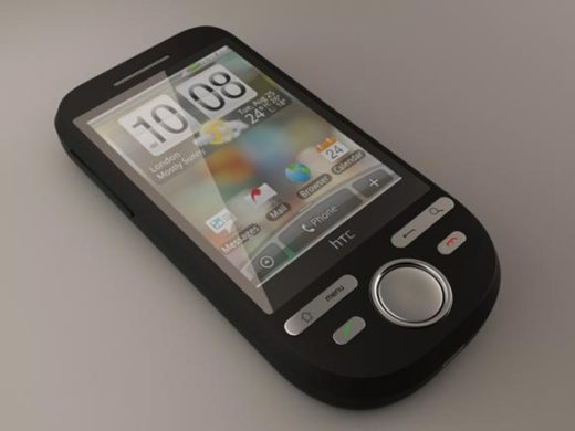 How to model a HTC Tattoo, android phone, with 3ds Max