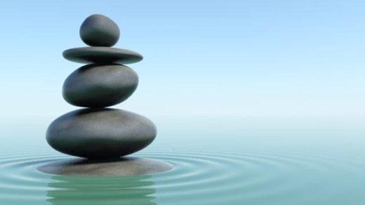 Japanese 3d Zen Stones