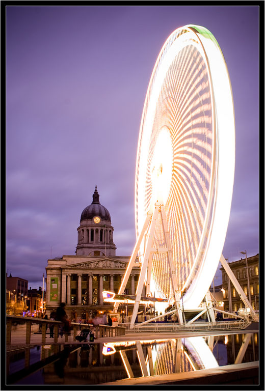 Nottingham Ferris Wheel I