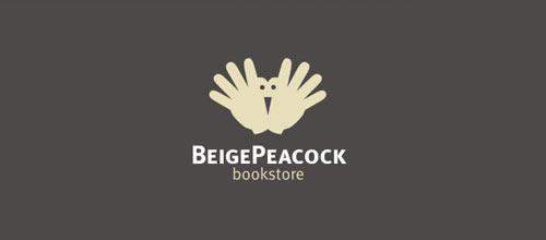 Beige Peacock