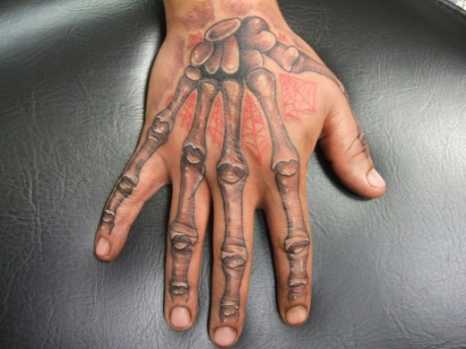 Most Wanted Skeleton Tattoo Design Ideas Cssdive