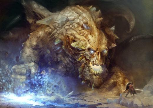 Earth Colossus by yigitkoroglu